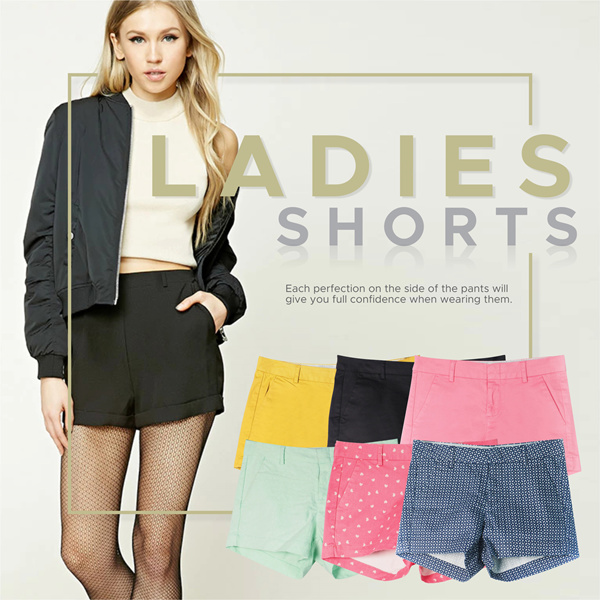 BIG SALE..!! Zara And J Crew Short for woman/ Celana pendek/ Good Quality / Celana Wanita Deals for only Rp50.000 instead of Rp50.000