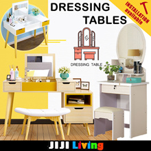 Dressing | Makeup Tables! ★Furniture ★Storage ★Drawers ★Dressing Set ★Bookshelves ★Organizer