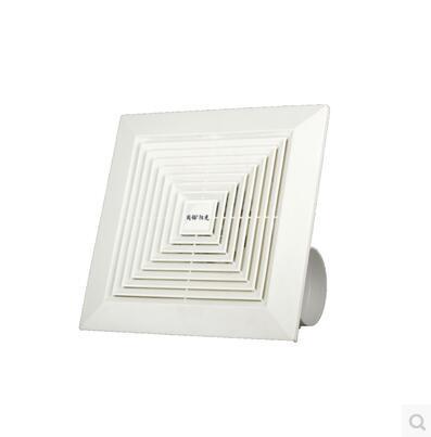 Qoo10 - Ceiling exhaust fan bathroom kitchen 10-inch exhaust fan fan ...