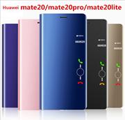 Huawei Mate 20 mate20 mate20pro mate20lite casing glass flip case