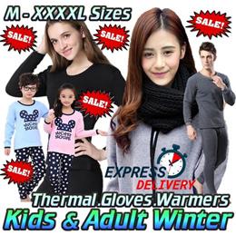 Sale★ Wool Winter Travel Shawl Socks★Kids Thermal Wear ★Gloves Beanie★Neck Warmer★Express Shpg