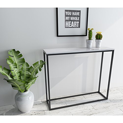 Roomers Sofa Console Table Marble