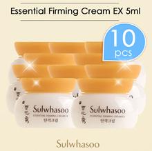 Essential Firming Cream EX 5ml*10pcs/Sulwhasoo/Sample/Korea Cosmetics/MINI SIZE KIT