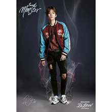 EXO + Red Velvet x SKECHERS DLites 2 Sweet Monster Limited Shoes + EXO Bromide Set