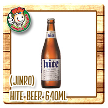 Hite Beer Alc4.3% 640ml