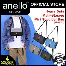 ANELLO (AT-H1152) HEAVY-DUTY MULTI STORAGE MINI SHOULDER BAG