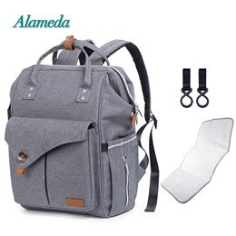 02822cd7d0d4 Alameda Fashion Mummy Maternity Bag Multi-function Diaper Bag Backpack  Nappy Baby Bag with Stroller
