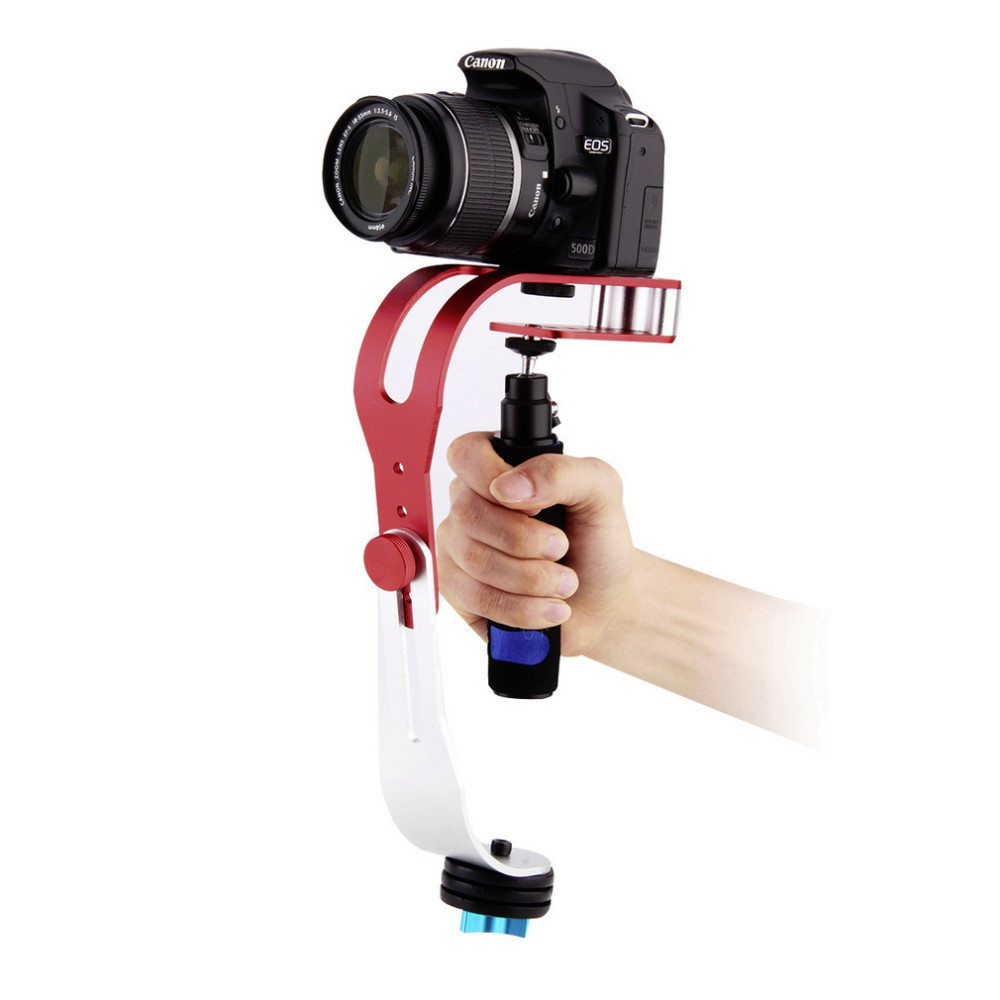 Qoo10 Sg New Handheld Dslr Camera Stabilizer Motion Steadicam For 8s Instax Shanghai Girl Fit To Viewer