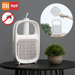 Xiaomi Yeelight Electric Mosquito Swatter Layers Mesh Handheld Mosquito Killer Insect Fly Bug killer