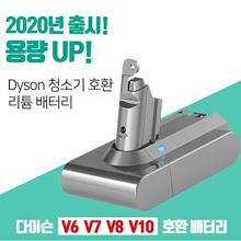 Dyson battery v6 v7 v8 compatible backup battery