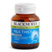 Detoxifying and Regeneration of liver Cells Blackmores Milk Thistle 60s Exp Feb 2019