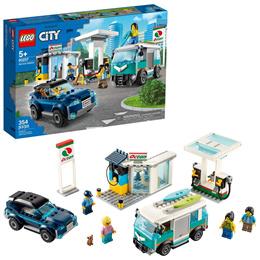 LEGO City Service Station 60257 Building Set