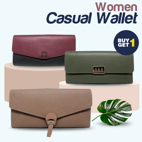 Casual Wallet Deals for only Rp35.000 instead of Rp89.744