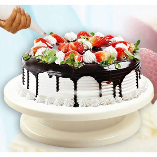 Stupendous Qoo10 Turnable Rotating Revolving Wedding Birthday Cake Plate Birthday Cards Printable Trancafe Filternl