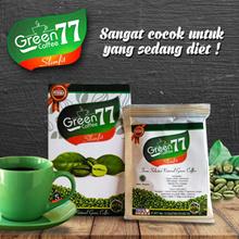 GREEN COFFEE 77 ( SANGAT COCOK BAGI ANDA YANG SEDANG DIET )