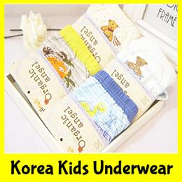 ★FREE GIFT★PREMIUM 1-9yr Korea Boys Girls Underwear Panty★Baby Toddler Children Kids★Cotton Cartoon★Pants★Diaper Cover★Girls