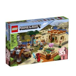 [무료배송]레고 마인크래프트 일리저 습격 LEGO 21160