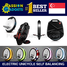 【SG SELLER】★NEWEST E-UNICYCLE★ KingSong xiaomi Ninebot Inmotion V5+/ V8 Electric Uni scooter