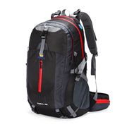 COUPON · SG 40L Waterproof Outdoor Sport Travel Backpack Mountain Climbing  Camping Hiking Knapsack with Rain 9b4b27118aee3