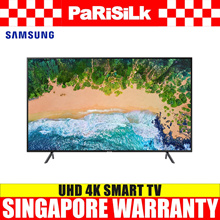 SAMSUNG UA55NU7100KXXS UHD 4K Smart TV - Singapore Warranty