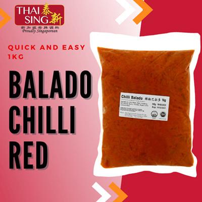 Red Chilli Balado - 1kg