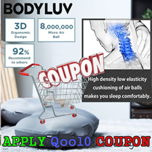 [BODYLUV] Addiction Pillow for Sleeping with Micro Airballs MAGIC COZY PILLOW / Free Gift Set