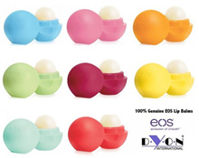 EOS Lip Balm and Hand lotion 100% Authentic. Retail at Singapore Orchard.