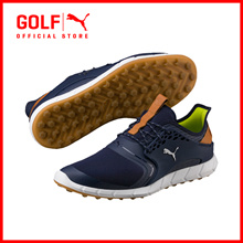 PUMA GOLF Men IGNITE PWR Sport Footwear - Dark Blue ★ FREE DELIVERY ★ AUTHENTIC ★ 7 DAY RETURNS