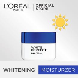 L Oréal Paris White Perfect Fairness Control SPF17 PA++ Moisturizing & Whitening Day Cream 50ml