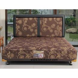 Uniland Spring Bed Termurah Beauty Bed Komplit Set 120x200