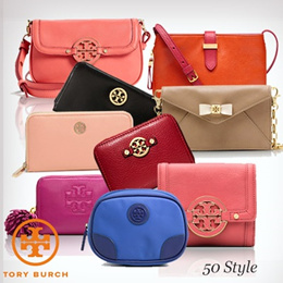 [Tory Burch] department store 79 Type Wallet / BAG Collection ♥from USA