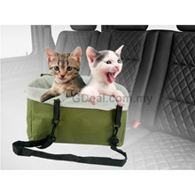 Car Pet Safety Basket Pet Booster Seat  Pet Carry Storage Bag Pet Accessories
