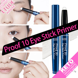 [Etude House]Proof 10 Eye Stick Primer/water proof/ skin looking flawless and feeling hydrated