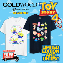 Goldwood Disney / Toy Story Collection / Limited Edition / Free Qxpress