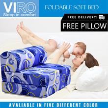 VIRO BRAND SINGLE / SUPER SINGLE SIZE SOFA BED FREE DELIVERY