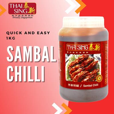Sambal Chilli - 1kg