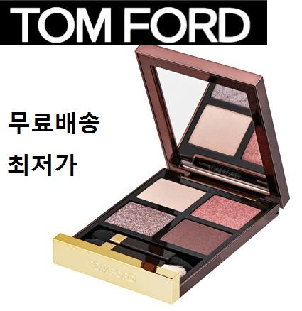 【Tom Ford】四色眼影盒 #12 Seductive Rose 0.35oz 10g