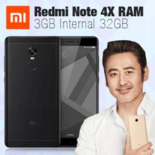 Xiaomi Redmi Note 4X 3GB/32GB Dual SIM - Garansi Distributor 1 Tahun