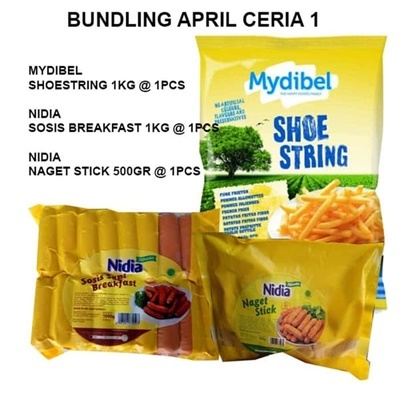 Bundling april ceria 1