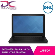 Brand New DELL Inspiron 14 3000 | Latest 8th Gen INTEL CORE I7-8550U| 8GB 1TB HDD WIN 10 HOME|1 Year Warranty|Local Stock Local Warranty|