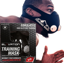 Training Mask 2.0 High Altitude High-pressure Breathing Fitness Outdoor Sport 2.0 Training Mask