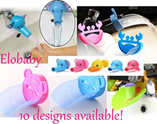 Animal Faucet tap Extender ★Toddler Kids Hand Washing /Easy Reach Hand Washing ★ Easy to use   ★ Water Saving Design  ★Promote Kids Safety ★ kids tap