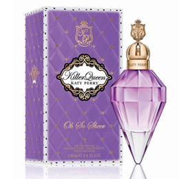 PERFUME KATY PERRY KILLER QUEEN OH SO SHEER WOMEN 100ML EDP SPRAY FRAGRANCE