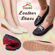 Cow leather Shoes sandals shoes women sheos  slippers Real heels casual shoes Soft mother comfort