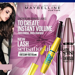 [BEST PRICE in QOO10] Maybelline Waterproof / Washable Mascara / Concealer - LOCAL SELLER