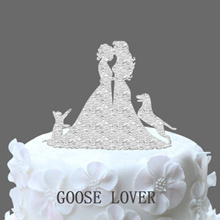 Wedding Cake Toppers Lesbian Love Figurine Cake Topper Homosexual Couple Figurines Valentine s Day G