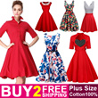 BUY 2 FREE SHIPPING High Quality Women Dress 100% Cotton Plus Size Womens Casual Dresses Work Formal Dress