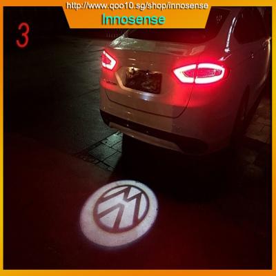Qoo Auto Logo Car Laser Fog Light Anticollision Safety - Car laser light show