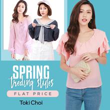 TOKICHOI - Spring Trending Styles!