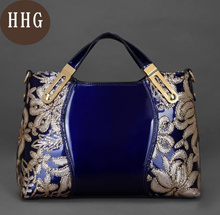 Leather brand premium suede leather with the bag LV Vernis handbags slung middle-aged baodan shoulde